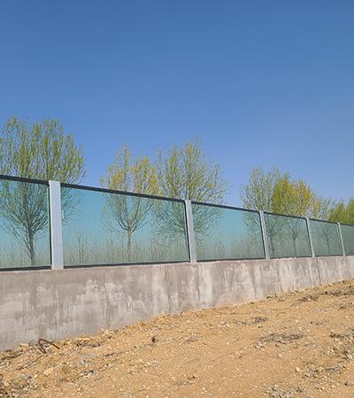 Glass Wall Flood Barrier 02