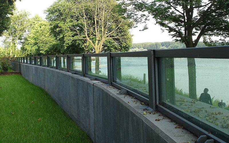 Glass Wall Flood Barrier NEWFLAG Category