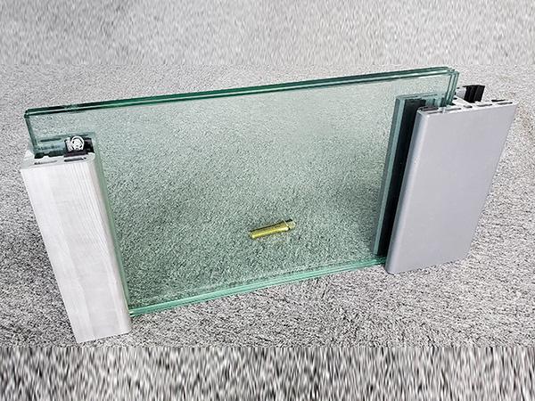 NF-35G Glass Wall Flood Barrier 04